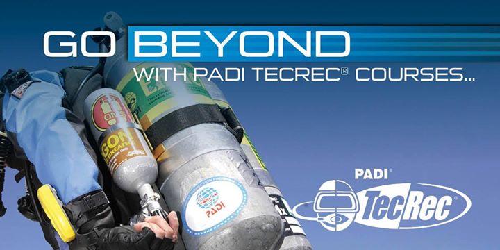 Rec2Tec Diving – PADI TEC Deep – Day 1