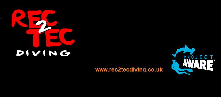Rec2Tec Diving - Weekly Drop In